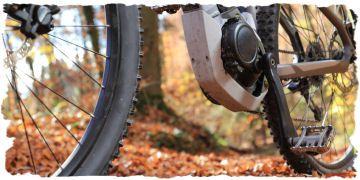 e-bike und pedelec antrieb