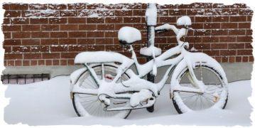 das e-bike oder pedelec im winter