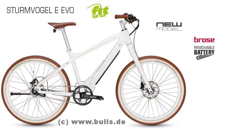 E-Bike BULLS Sturmvogel E Evo