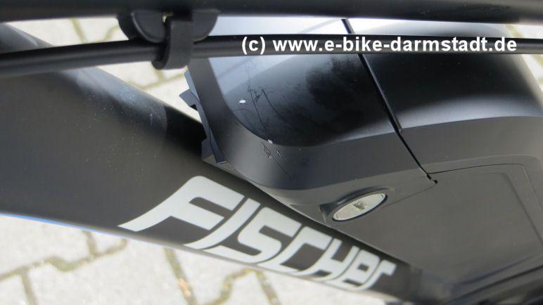 Akku-Halterung Fischer E-Bike Proline EVO EM 1609