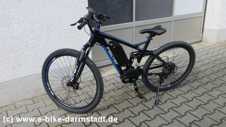 Fahrbereit Fischer E-Bike Proline EVO EM 1609