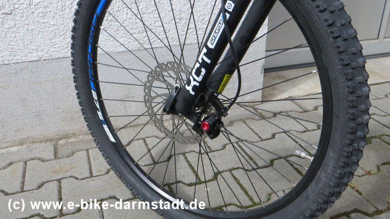 Scheibenbremse Fischer E-Bike Proline EVO EM 1609