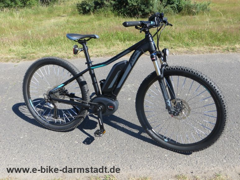 E-Bike Cube Access WLS Hybride ONE