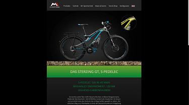S-Pedelec M1-Sporttechnik Sterzing GT