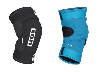 ION K_Pact Knee Pads Black
